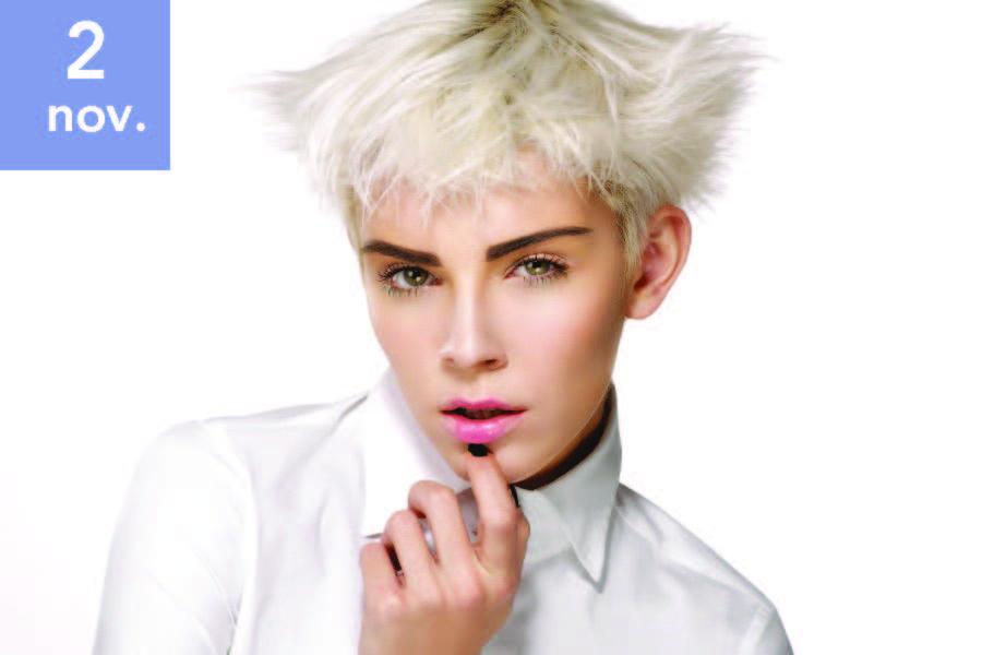 formation coiffure les blonds froids